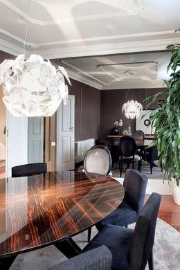 غرفة السفرة تنفيذ Jorge Cassio Dantas Lda