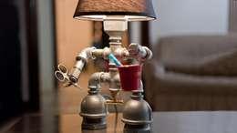 Mimi: styl , w kategorii Domowe biuro i gabinet zaprojektowany przez Kozo Lamp Poland