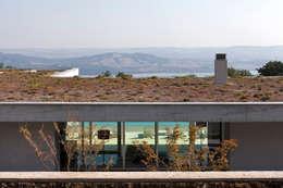 Projekty, śródziemnomorskie Domy zaprojektowane przez Osa Architettura e Paesaggio