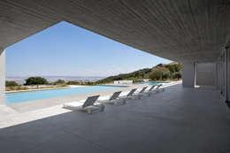 mediterranean Houses by Osa Architettura e Paesaggio