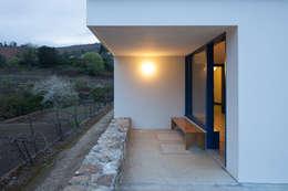 Maisons de style de stile Rural par SAMF Arquitectos