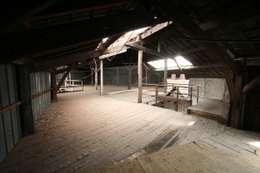 Projekty,  Garaż zaprojektowane przez Tabary Le Lay