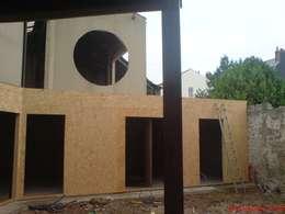 Projekty,  Gospodarstwo domowe zaprojektowane przez Tabary Le Lay