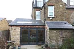 Single Storey Extension, Roxborough Rd: modern Houses by London Building Renovation