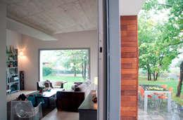 غرفة المعيشة تنفيذ rdl arquitectura