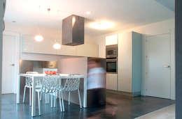 Projekty,  Kuchnia zaprojektowane przez rdl arquitectura