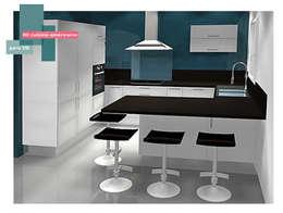 Cuisine de style de style Moderne par homify