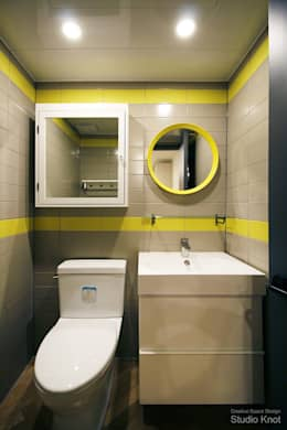 c - house: 스튜디오 노트의  화장실