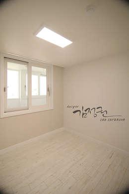 갈마 아파트 : 김정권디자이너의  다이닝 룸