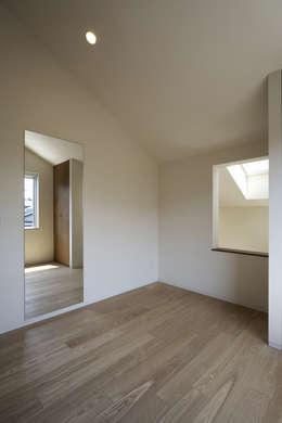 株式会社廣田悟建築設計事務所의  아이방