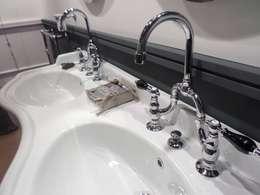 classic Bathroom by bleu provence