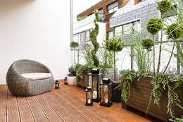 Terraços  por Partner Design