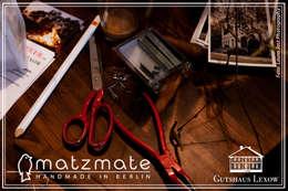 Projekty,  Pomieszczenia biurowe i magazynowe zaprojektowane przez matzmate