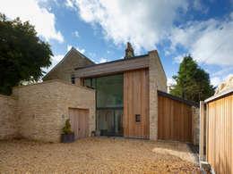 moderne Huizen door Designscape Architects Ltd