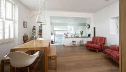 moderne Eetkamer door Designscape Architects Ltd