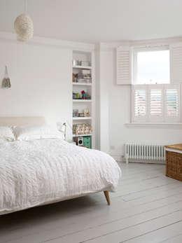 klasieke Slaapkamer door Designscape Architects Ltd