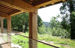 Designscape Architects Ltd:  tarz Teras