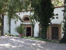 منازل تنفيذ Moya-Arquitectos