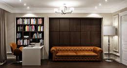 Апартаменты в  Ялте: Рабочие кабинеты в . Автор – Rash_studio