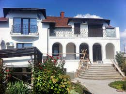Дом в процессе реконструкции: Tерраса в . Автор – Rash_studio
