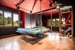 Recámaras de estilo  por Hanging beds