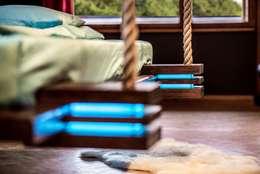 Dormitorios de estilo minimalista por Hanging beds
