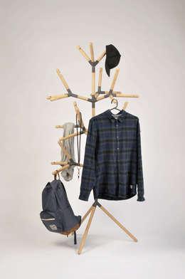 gunnar søren petersen: iskandinav tarz tarz Giyinme Odası