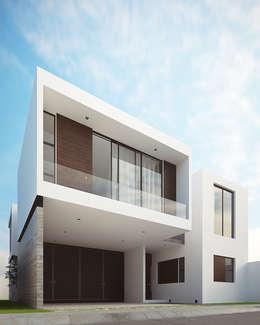 Casas de estilo minimalista por RTstudio