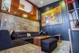 modern Living room by Nómada Studio