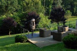 Terrace by Giuseppe Lunardini Architetto del Paesaggio