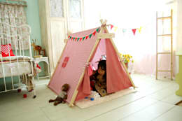 Projekty,  Pokój dziecięcy zaprojektowane przez (주)꿈비