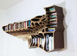 PerezReiter Architects: modern tarz Oturma Odası