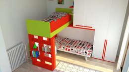Projekty,  Pokój dziecięcy zaprojektowane przez OGARREDO