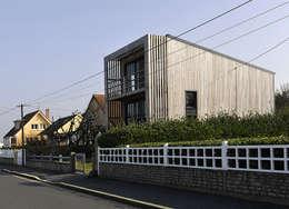 Natacha Goudchaux Architecte d'interieur의  주택
