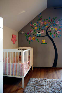 Chambre d'enfant de style de style Moderne par ER DESIGN