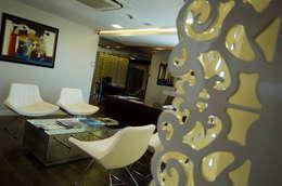 Edificios de Oficinas de estilo  por Cenk Doğan Mimarlık