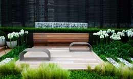Jardin de style de style Moderne par Modern Line