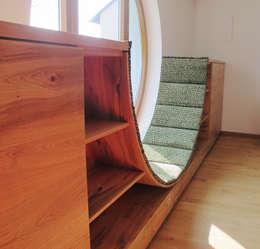 Oficinas de estilo moderno por Hammer & Margrander Interior GmbH