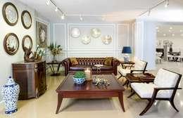 modern Living room by AHMET TÜRKMEN MOBİLYA VE DEKORASYON