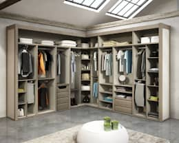 modern Dressing room by TODOMADERA ESTEPONA