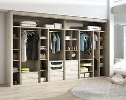 Closets de estilo moderno por TODOMADERA ESTEPONA