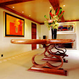 modern Dining room by Tim Wood Limited