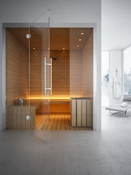 La sauna in casa quanto costa - Costo sauna per casa ...
