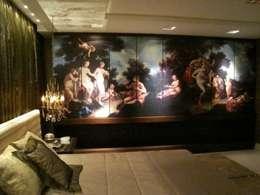 Mostra Casa Nova 2007: Quartos  por ANNA MAYA & ANDERSON SCHUSSLER