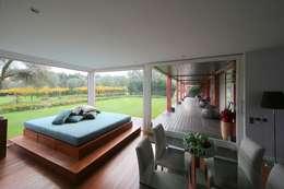 Столовые комнаты в . Автор – 3H _ Hugo Igrejas Arquitectos, Lda