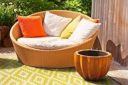 Jardín de estilo  por Green Decore