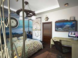 eclectische Kinderkamer door Decor&Design