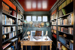 classic Study/office by Andrea Pacciani Architetto