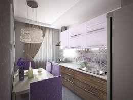 Projekty,  Kuchnia zaprojektowane przez Decor&Design