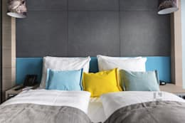 Płyta Slim: styl , w kategorii Ściany i podłogi zaprojektowany przez Modern Line